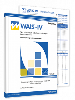 WAIS-IV   Wechsler Adult Intelligence Scale - Fourth Edition