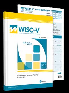 WISC-V | Wechsler Intelligence Scale for Children - Fifth Edition (ehem. HAWIK)
