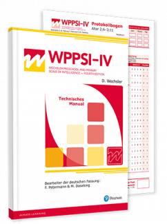WPPSI-IV | Wechsler Preschool and Primary Scale of Intelligence - Fourth Edition