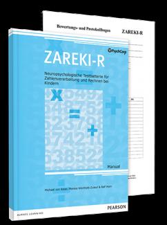 ZAREKI-R   Neuropsychologische Testbatterie für Zahlenverarbeitung und Rechnen bei Kindern - Revidierte Fassung