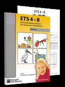 ETS 4-8   Entwicklungstest Sprache für Kinder von 4 bis 8 Jahren