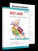 RST-ARR | Rechtschreibtest - aktuelle Rechtschreibregelung  3., neu normierte Auflage, 2013