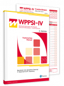 WPPSI-IV   Wechsler Preschool and Primary Scale of Intelligence - Fourth Edition