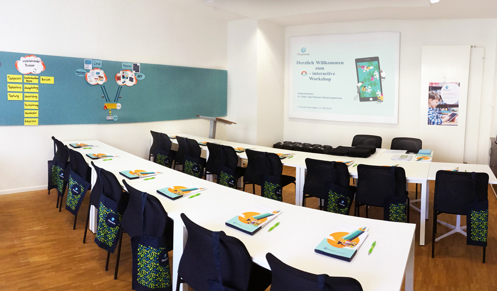 Q-interactive Workshop in Frankfurt