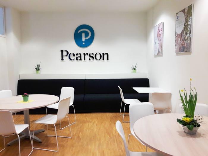 Pearson Office in Frankfurt