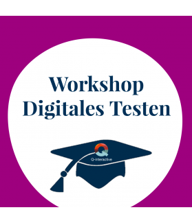 Workshop: Digitales Testen mit Q-interactive