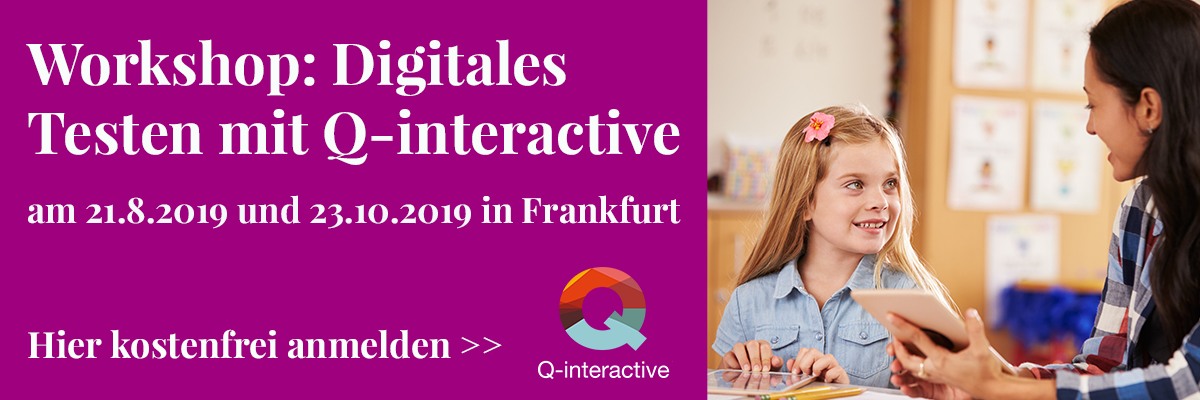 Workshop zu Q-interactive
