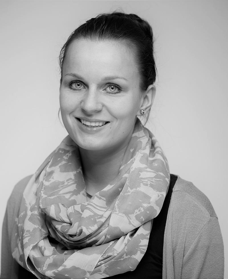 Referentin Luisa Gerstenberger der Pearson Akademie