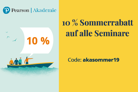 10 % Sommerrabatt