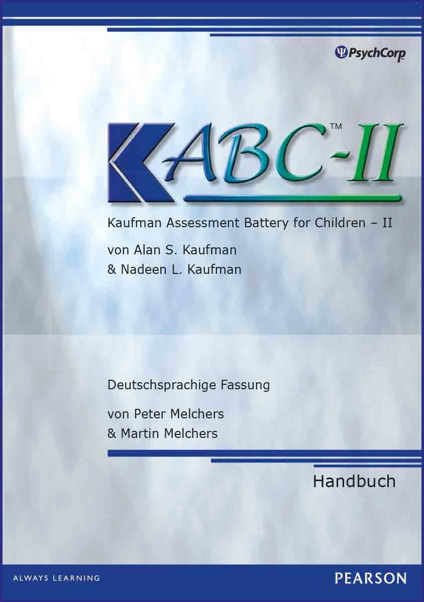 KABC-II Manual