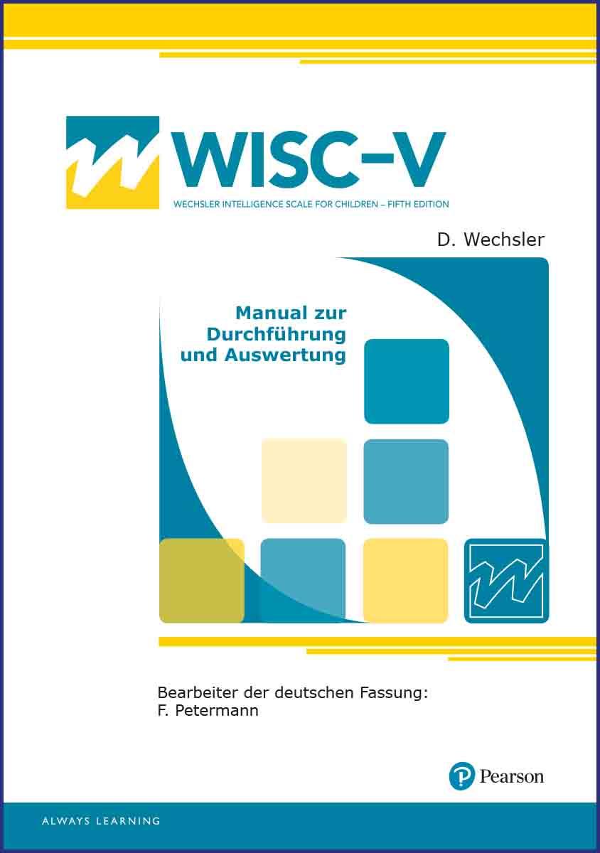 WISC-V Manual