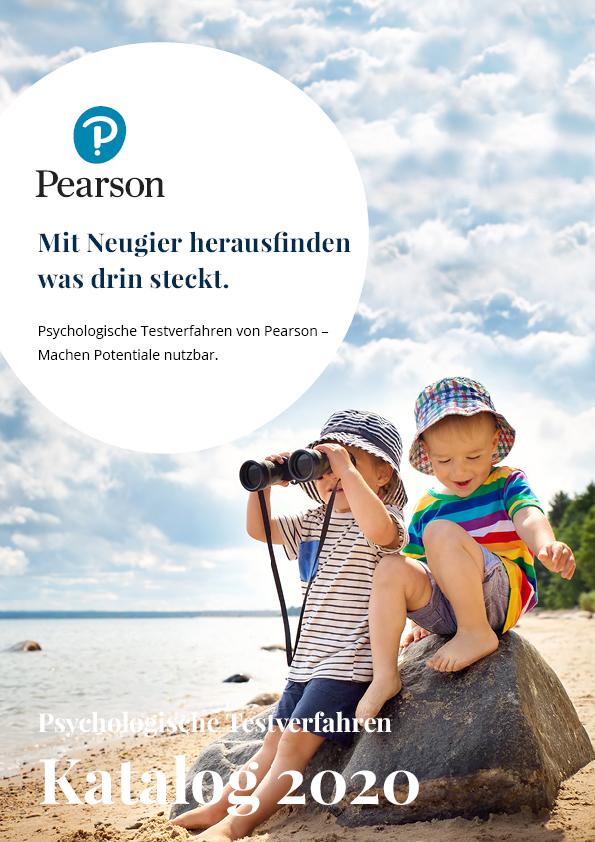 Pearson Katalog ansehen