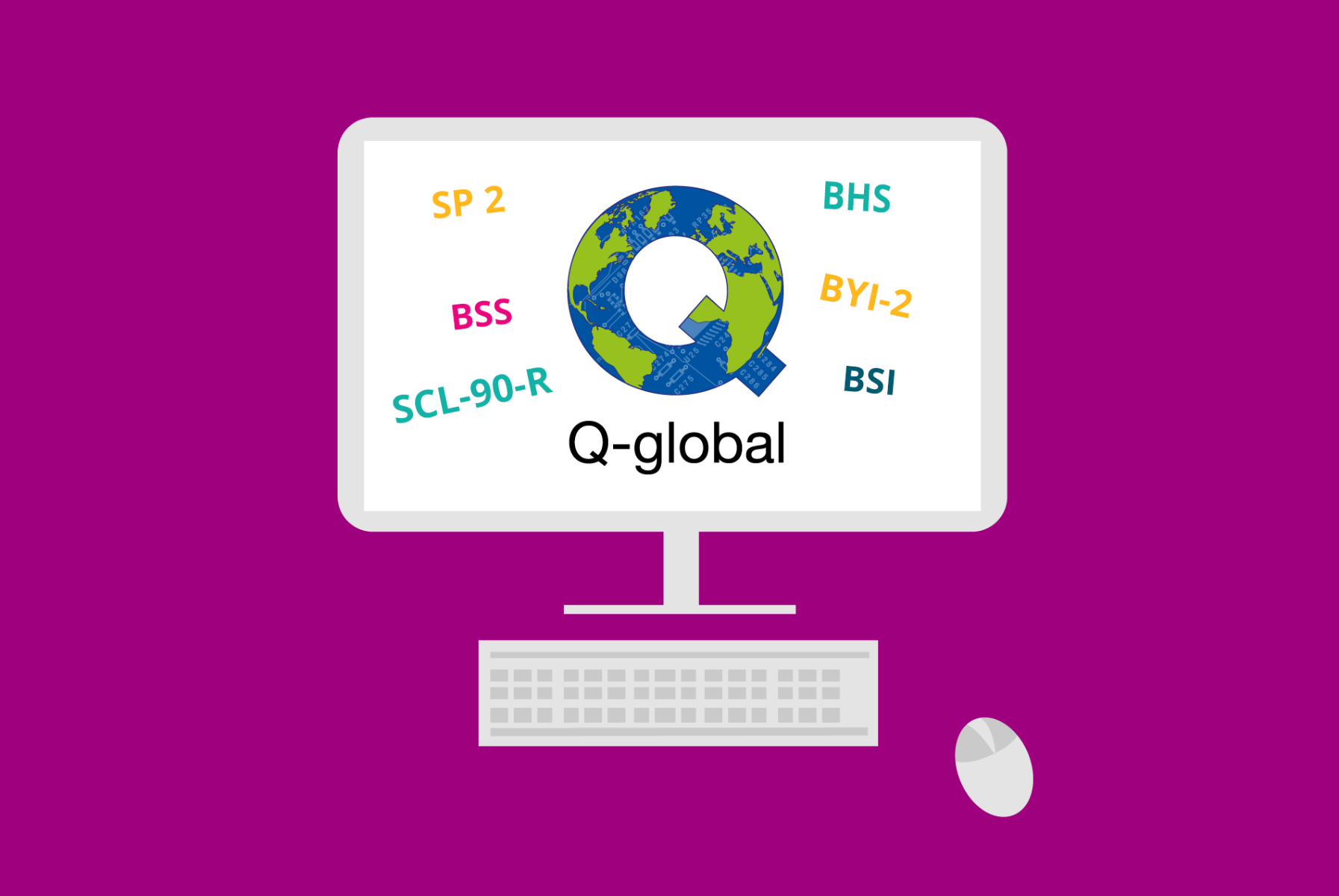 Testen auf Q-global