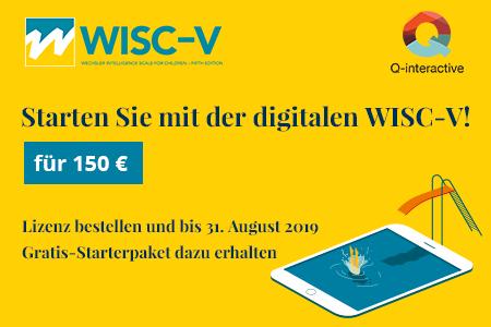 Digitale WISC-V auf Q-interactive