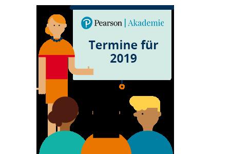 Seminarprogramm 2019 der Pearson Akademie
