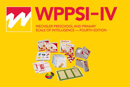 WPPSI-IV Gesamtsatz